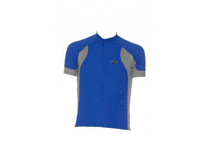 BBW-53 Duo Jersey modrošedý dres