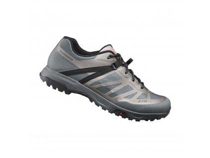 SHIMANO turistická obuv SH-ET500W, dámská, zlatá,