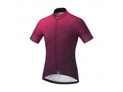 SHIMANO dámský SUMIRE dres, fialová,