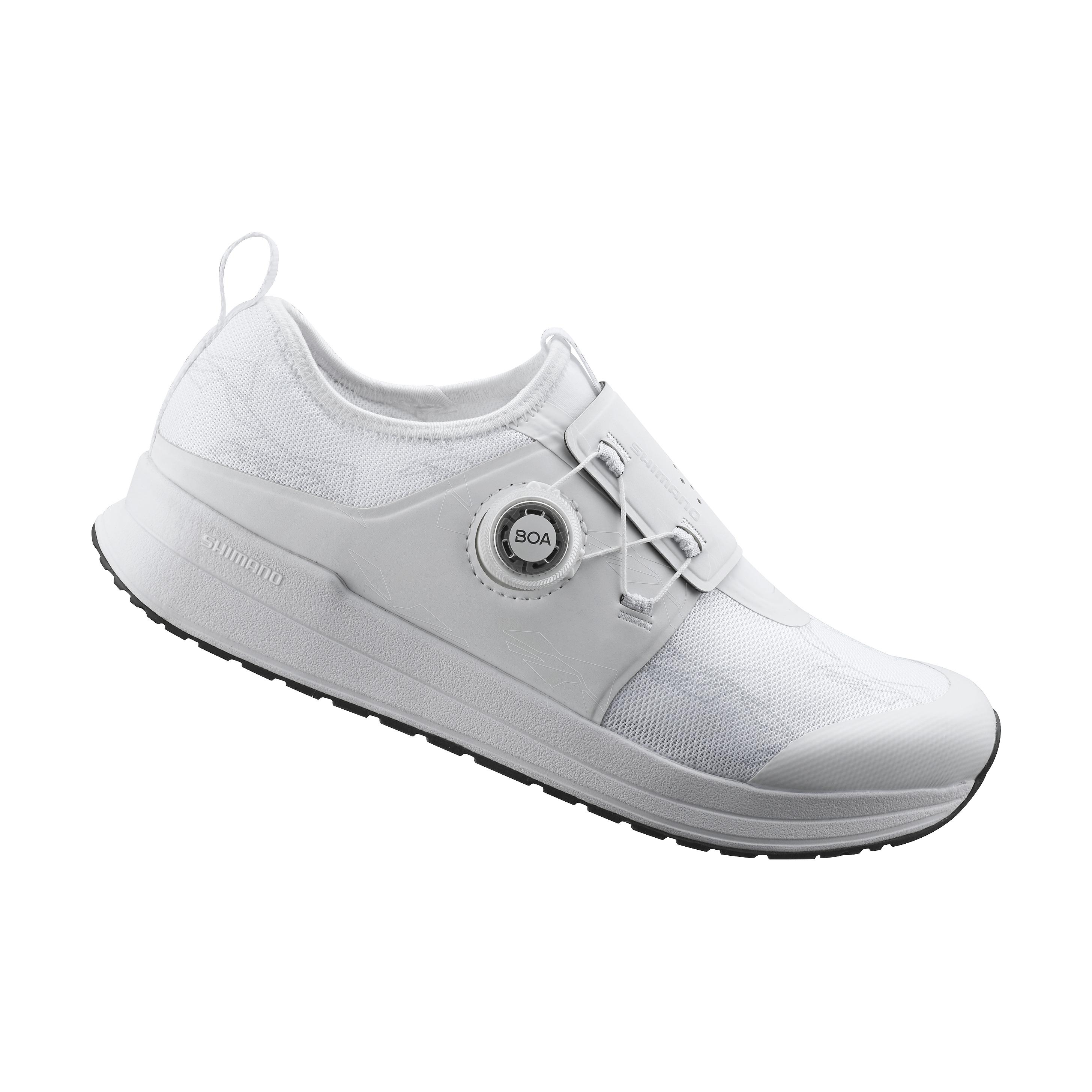 SHIMANO INDOOR obuv SH-IC300, bílá, Velikost: 38
