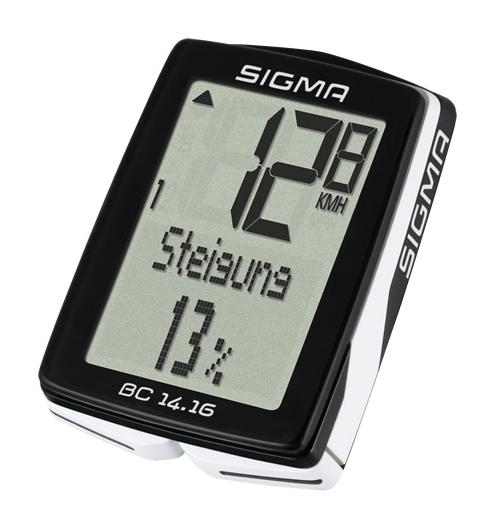 Sigma Sport Computer SIGMA BC 14.16