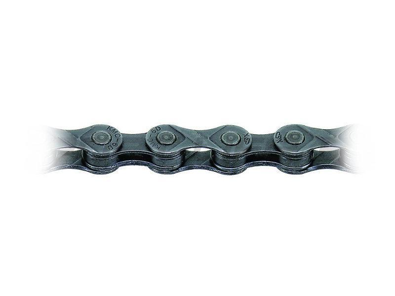 Řetěz KMC X10, 10 kol ,šedý