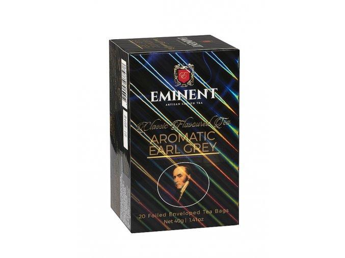 EMINENT Classic Aromatic Earl Grey porcovaný 20x2g