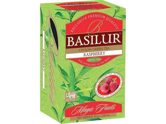 BASILUR Magic Raspberry přebal 20x1,5g