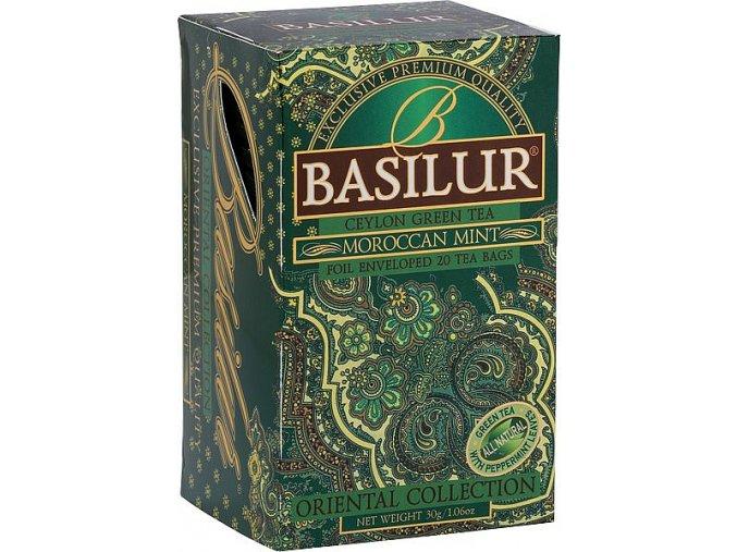 BASILUR/ Orient Moroccan Mint přebal 20x1.5g