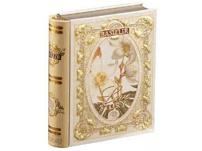 BASILUR Book Love Story III. Pyramid malá 5x2g
