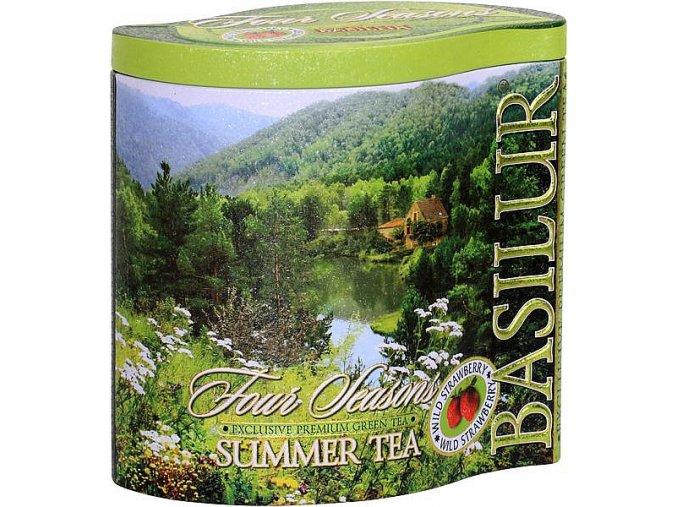 BASILUR Four Seasons Summer Tea plech 100g