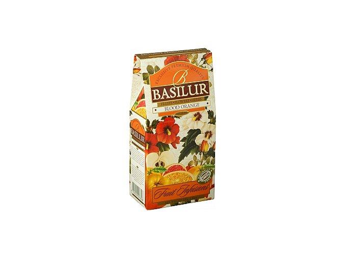 BASILUR Fruit Blood Orange papír 100g