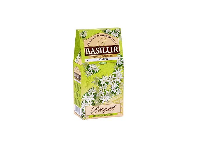 BASILUR Bouquet Jasmine papír 100g