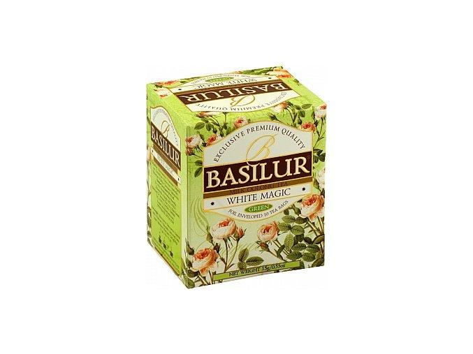 BASILUR Bouquet White Magic přebal 10x1.5g