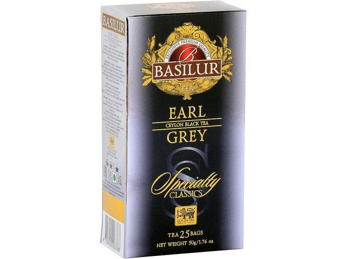 BASILUR Specialty Earl Grey nepřebal 25x2g