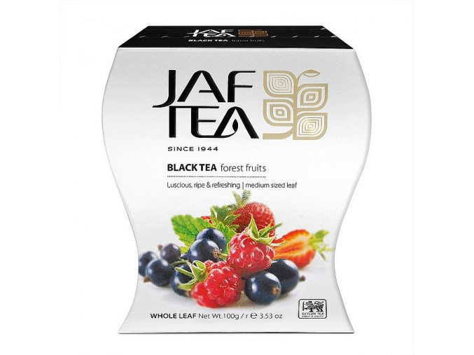 JAFTEA Black Forest Fruits papír 100g