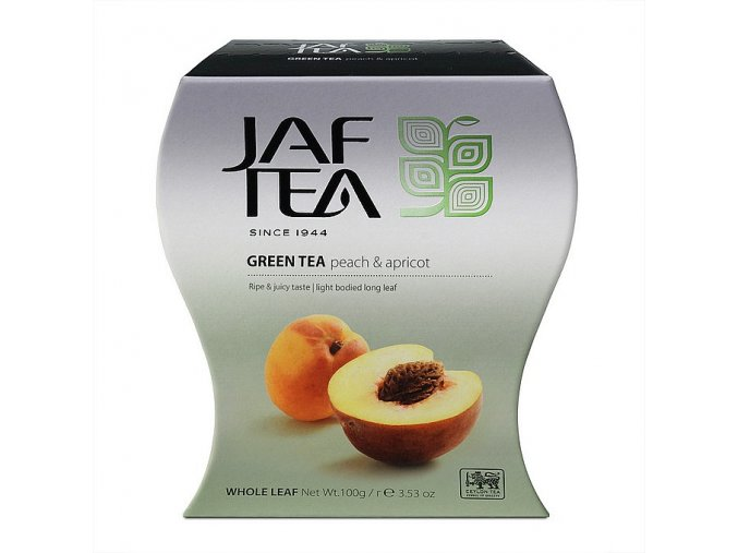 JAFTEA Green Peach Apricot papír 100g