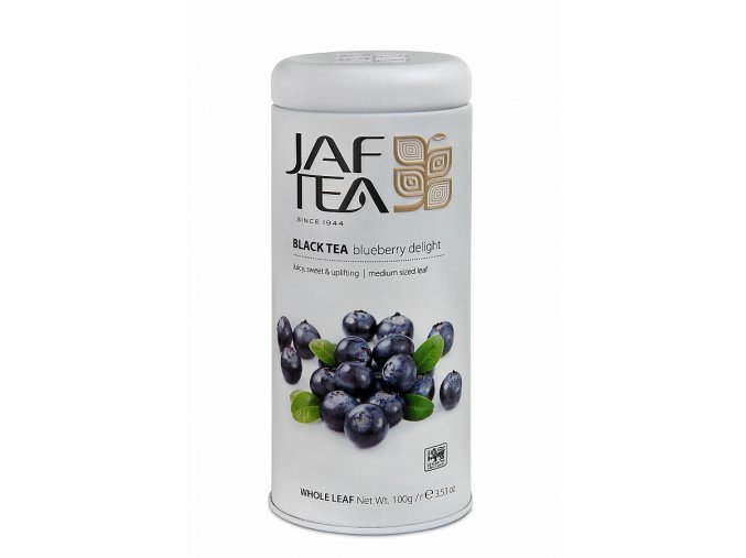 JAFTEA PF Blueberry Delight 100g plech