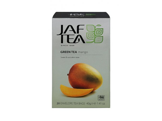JAFTEA Green Mango přebal 20x2g