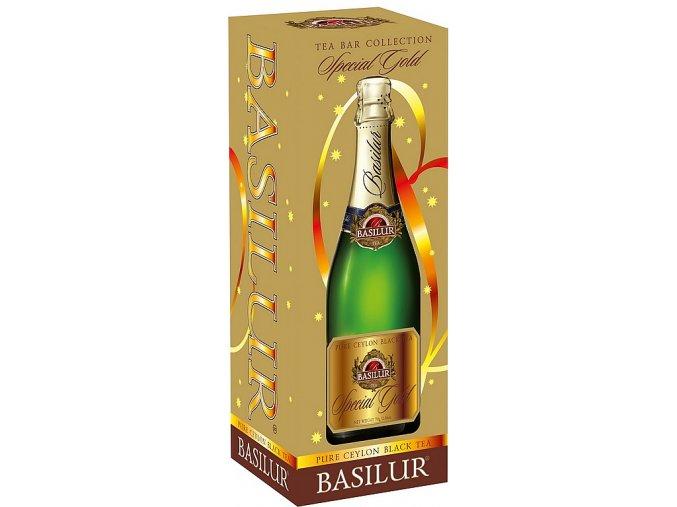 BASILUR Tea Bar Special Gold papír 65g