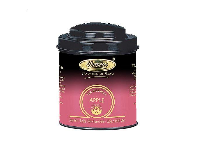 Premiers tea Black Apple plech 125g