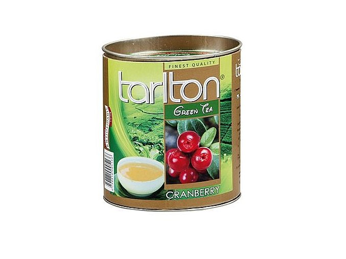 TARLTON Green Cranberry dóza 100g
