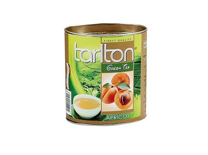 TARLTON Green Apricot dóza 100g