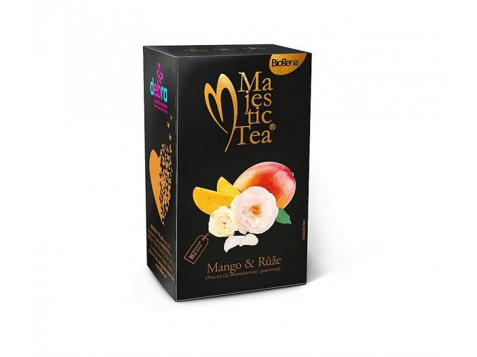 Biogena Majestic Mango a růže 20x2.5g