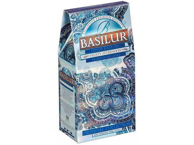BASILUR Orient Frosty Afternoon papír 100g