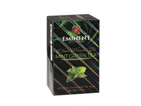 EMINENT Classic Mint Green Tea porcovaný 20x2g