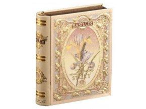 BASILUR Book Love Story II. Pyramid malá 5x2g