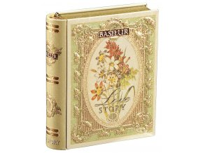 BASILUR Book Love Story I. Pyramid malá 5x2g