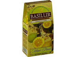 BASILUR Magic Lemon & Lime papír 100g
