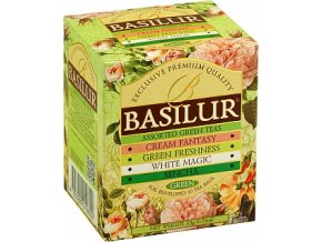 BASILUR Bouquet Assorted přebal 10x1.5g