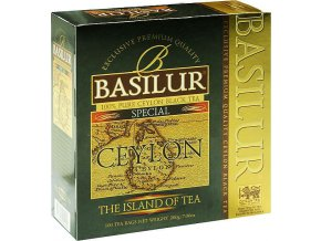 BASILUR Island of Tea Special nepřebal 100x2g