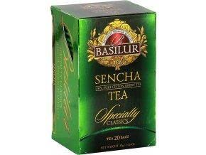 BASILUR Specialty Sencha přebal 20x1,5g