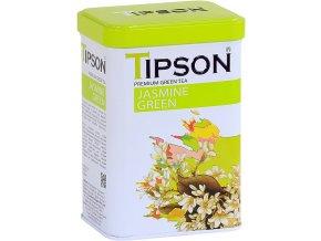 TIPSON Jasmine Green plech 85g