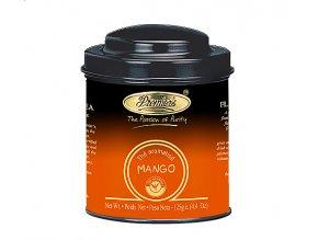 Premiers tea Black Mango plech 125g