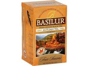 BASILUR Four Seasons Autumn Tea přebal 20x2g