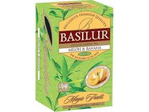 BASILUR Magic Melon & Banana přebal 20x1,5g
