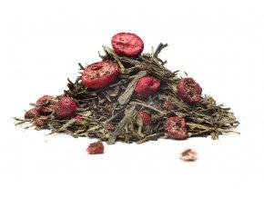 sencha brusinko jahodova zeleny caj 151 1