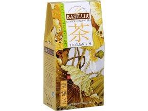 BASILUR Chinese Tie Guan Yin papír 100g
