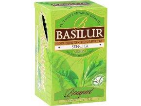 BASILUR Bouquet Sencha přebal 25x1,5g