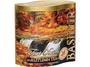 BASILUR Four Seasons Autumn Tea plech 100g