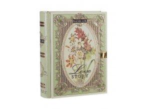 BASILUR Book Love Story I. plech 100g