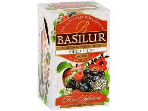 BASILUR Fruit Forest Fruit přebal 20x1,8g