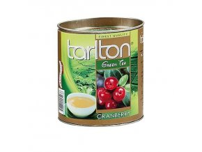 TARLTON Green Cranberry dóza 100g