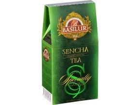 BASILUR Specialty Sencha papír 100g