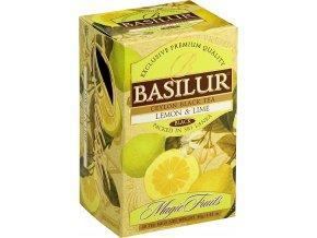 BASILUR Magic Lemon & Lime přebal 20x2g