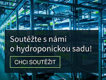 Soutěžte s námi o hydroponickou sadu!