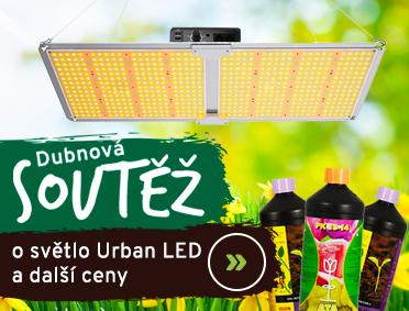 Dubnová soutěž o světlo Urban LED