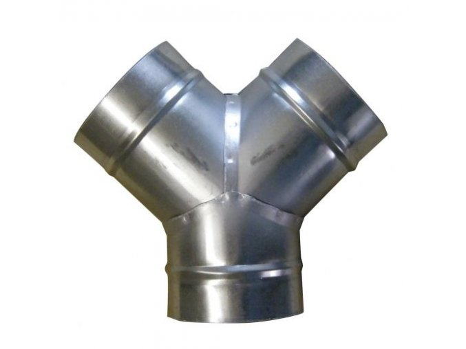 Y-spoj 125-125-125mm