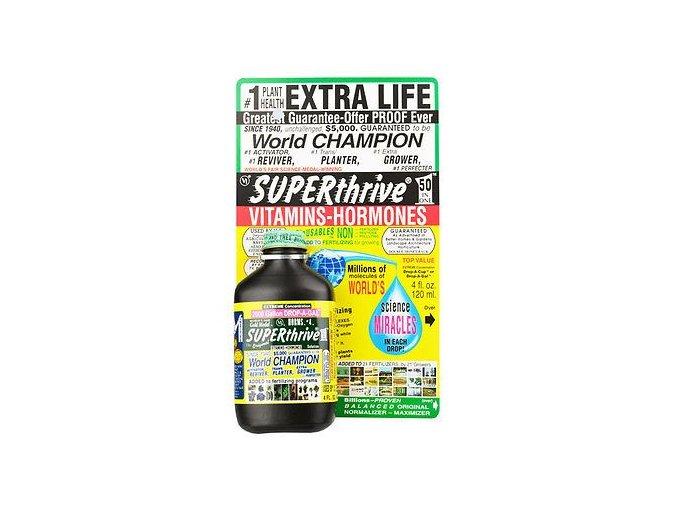 Superthrive vitamíny a hormony