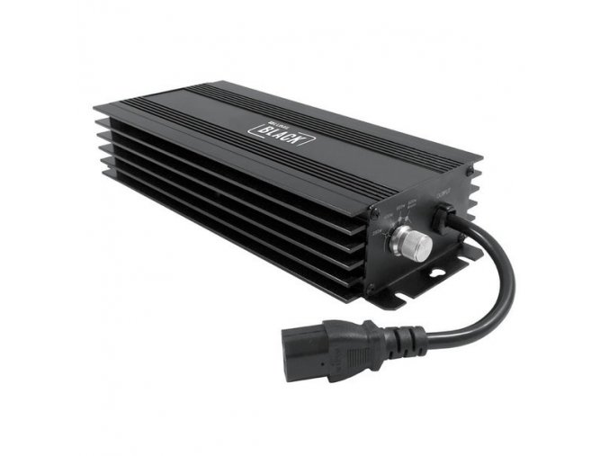 lumii black digital 600w
